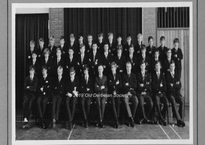 Martin Tunaley - School Form in 1969