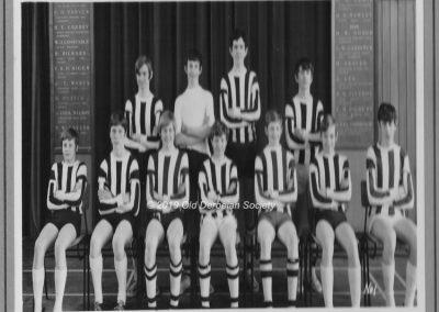 May 1969 Football Team 1 Moorway Lane