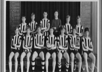 May 1969 Football Team 2 Moorway Lane