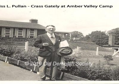 Miss L. Pullan - Crass Gately at Amber Valley Camp