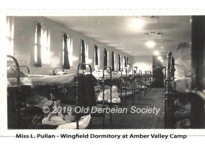 Miss L. Pullan - Wingfield Dormitory