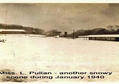Miss. L. Pullan another snowy scene Jan 1940