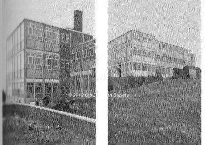 Moorway Lane Feb 1966 from The Derbeian