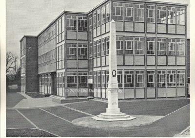 Moorway Lane School September 1966