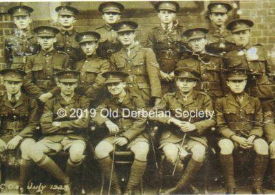 NCO's July 1925