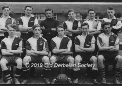 Neil Partridge 1st XI at Amber Valley 1944-1945 season