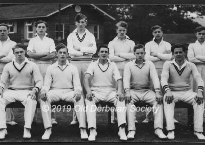 Neil Partridge 1st XI at Amber Valley 1945