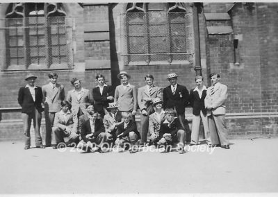 Neil Partridge DSRC 1st 2nd and 3rd Crews 1949