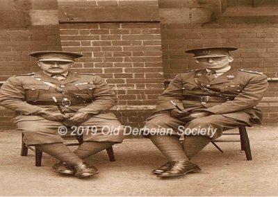 Neville H. Barr - Capt Gillard and Capt Jacques 1930's