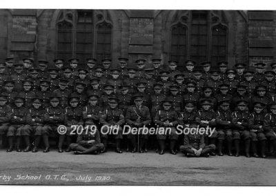 Neville H. Barr - OTC July 1930 Number 1
