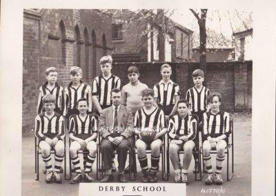 Nick Priestnall-U-14 Football Team 1963