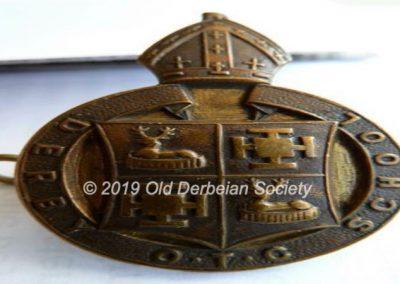 OTC Cap Badge 2