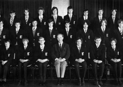 Derby School, April 1971, Form U5A