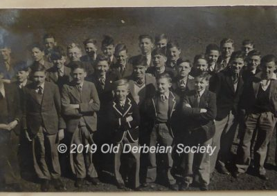 Pupils in 1939 at Overton Hall
