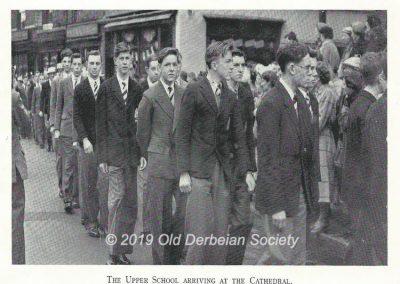 Quatro Centenary Special service July 1954