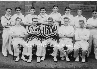 Raybould Cricket Team 1930's