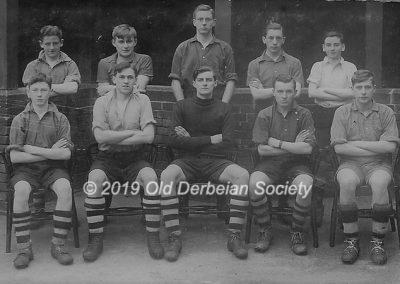 Raybould Football 1930's