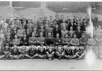 Raybould Fullers 1934