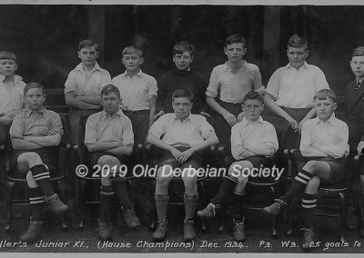 Raybould Fullers House Champions Dec 1934