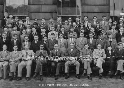 Raybould Fullers July 1938