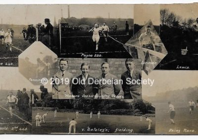 Raybould Sports Day at Parkers Piece 1929