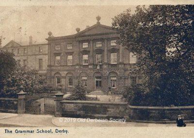 Russ Jones - St. Helen's House & 'B' Block before 1921