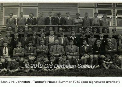 Stan J.H. Johnston - Tanner's House Summer 1942