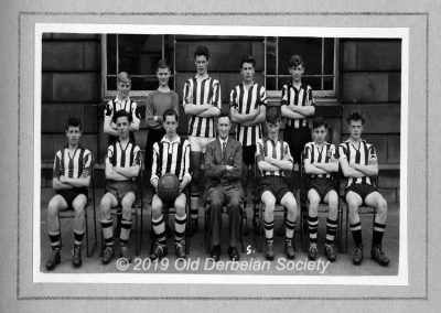 Under 15 - 1956-1957 season
