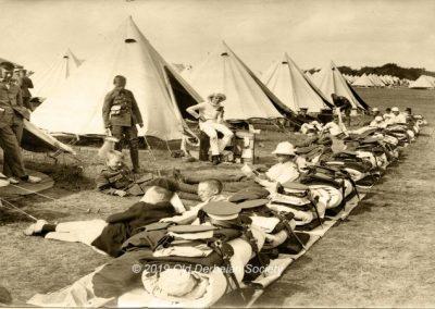 Wilmshurst OTC Camp I