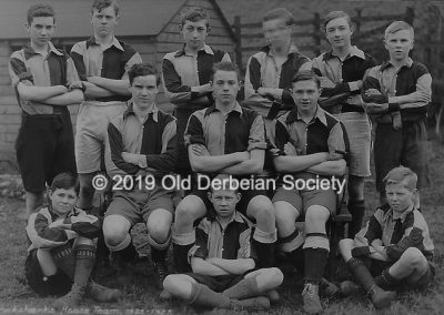 Wright - Cruikshank's House Team 1926-27