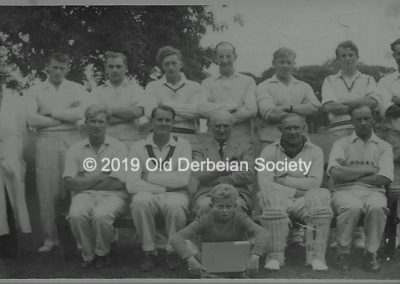Wright - unknown Cricket Team